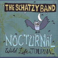 Greg Schatz Nocturnal Wild Life Journal