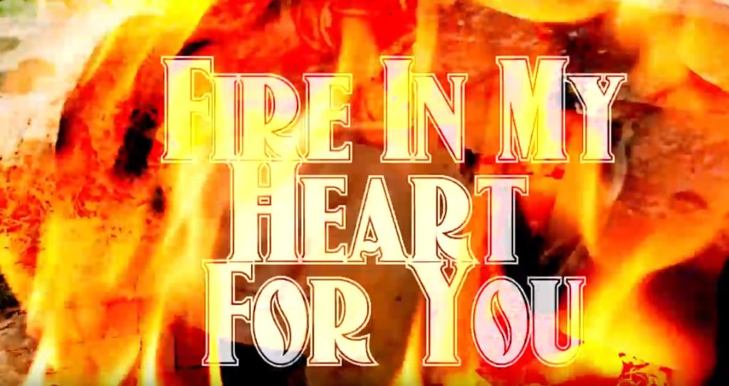 Fire in My Heart - Video by Greg Schatz